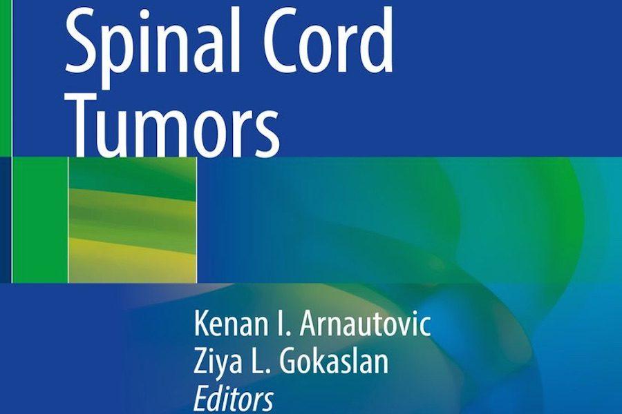 Spinal Cord Tumors Kenan - Arnautovic Book