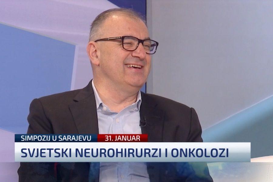 Svjetski neurohirurzi i onkolozi u Sarajevu
