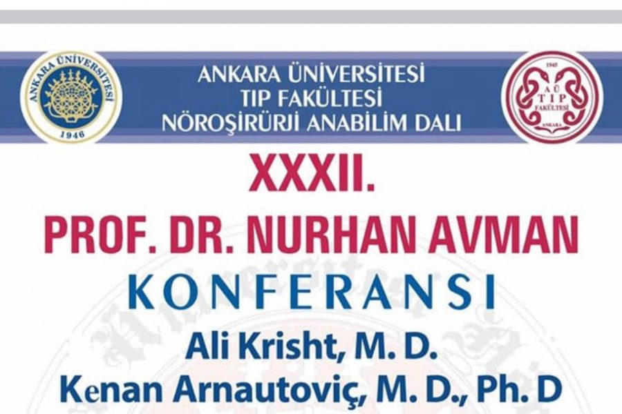 32nd Annual Lectureship- Department of Neurosurgery Ankara University