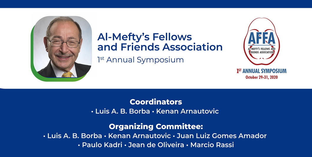Al-Meftys Fellows and Friends Association - 1st Annual Symposium-