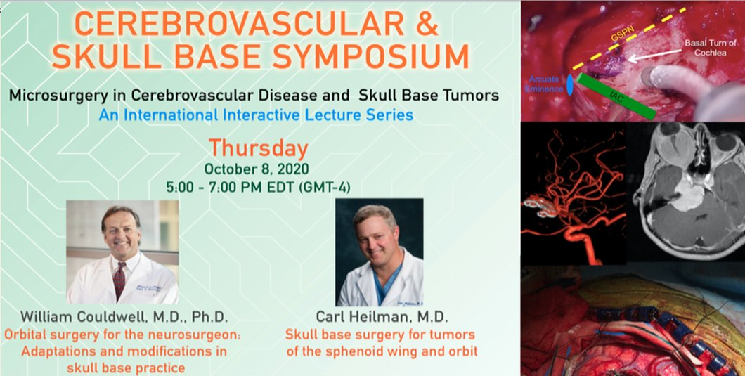 University of Miami - Cerebrovascular Skull Base Symposium