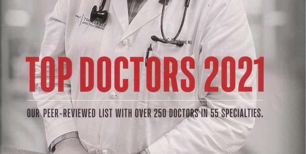 Memphis Top Doctors 2021-